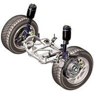 Подвеска оси, система подвески, колеса фото