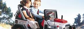 Детские электромобили, веломобили