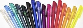Цены на Ручки шариковые. Ручки гелевые, фото