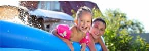 Цены на Надувные детские товары, прыгуны, фото