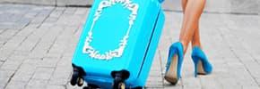 Цены на Дорожные сумки, чемоданы , фото