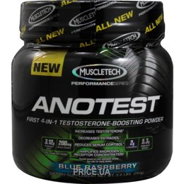 Фото MuscleTech AnoTest 284 g