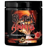 Фото GoldStar Gold Star Black Annis 300 g  (50 servings)