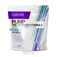 Фото OstroVit PUMP Pre-Workout 500 g (50 servings)