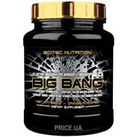 Фото Scitec Nutrition Big Bang 825 g