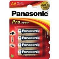 Фото Panasonic AA bat Alkaline 4шт Pro Power (LR6XEG/4BP)