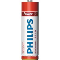 Фото Philips AA bat Alkaline 4шт PowerLife (LR6P4B/97)