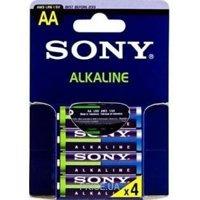 Фото Sony AA bat Alkaline 4шт (AM3LB4D)
