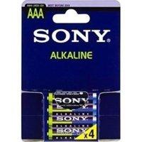 Фото Sony AAA bat Alkaline 4шт (AM4LB4D)