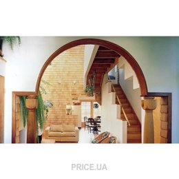 Фото Изготовление деревянной арки