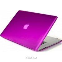 Фото iPearl Crystal Case for MacBook Air 12 Purple (IP15-MBA-08302C)
