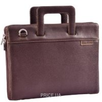 """Фото Issa Hara Leather Case for MacBook 13"""" Brown (B13_12)"""
