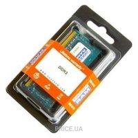 Фото GoodRam 2GB SO-DIMM DDR3 1333MHz (GR1333S364L9/2G)