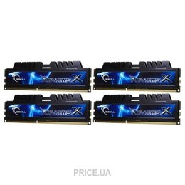 G.skill  F3-10666CL7Q-16GBXH