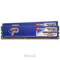 Фото Patriot 8GB (2x4GB) DDR3 1333MHz (PSD38G1333KH)