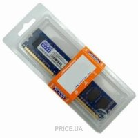 Фото GoodRam 4GB DDR3 1600MHz (GR1600D364L11/4G)