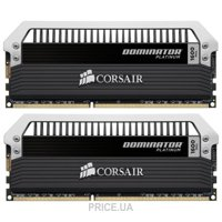 Фото Corsair 8GB (2x4GB) DDR3 1600 MHz (CMD8GX3M2A1600C9)