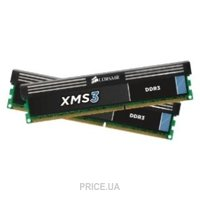Фото Corsair 16GB (2x8GB) DDR3 1600 Mhz (CMX16GX3M2A1600C11)