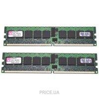 Фото Kingston 16GB (2x8GB) DDR2 667MHz (KTH-XW9400K2/16G)