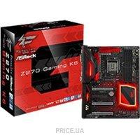 Сравнить цены на ASRock Fatal1ty Z270 Gaming K6