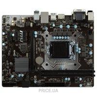 Сравнить цены на MSI H110M PRO-VDP