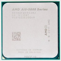 AMD Trinity A10-5800K