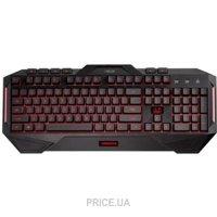 Сравнить цены на ASUS Cerberus Gaming Keyboard UKR (90YH00R1-B2QA00)