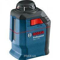 Фото Bosch GLL 2-20 + BM3 (0601063J00)