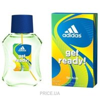 Adidas Get Ready for Him EDT
