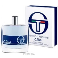 Фото Sergio Tacchini Club Men EDT