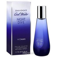 Фото Davidoff Cool Water Night Dive Woman EDT