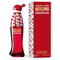 Фото Moschino Cheap and Chic Chic Petals EDT