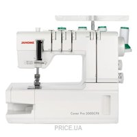 Фото Janome Cover Pro 2000CPX