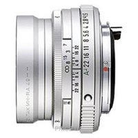 Фото Pentax SMC FA 43mm f/1.9 Limited