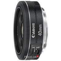 Фото Canon EF 40mm f/2.8 STM