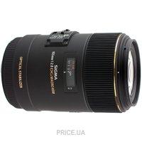 Фото Sigma 105mm f/2.8 EX DG OS HSM Macro Canon EF