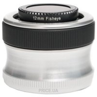 Фото Lensbaby Scout with Fisheye Nikon F