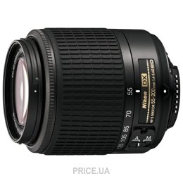 Nikon 55-200mm f/4-5.6G ED AF-S DX Zoom-Nikkor