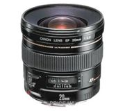 Фото Canon EF 20mm f/2.8 USM