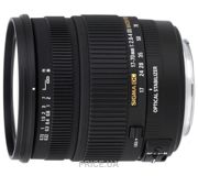 Фото Sigma 17-70mm f/2.8-4 DC MACRO OS HSM Nikon F