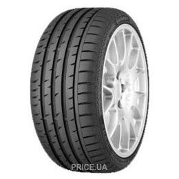 Continental ContiSportContact 3 (225/40R18 92W)