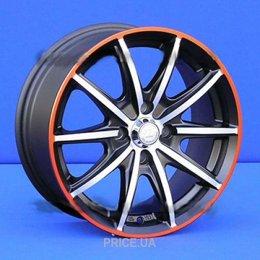 JT Wheels 1160 (R15 W6.5 PCD4x100 ET40 DIA73.1)
