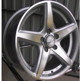 JT Wheels 244 (R16 W7.0 PCD5x112 ET40 DIA73.1)