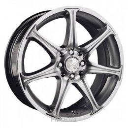 Racing Wheels H-134 (R16 W7.0 PCD5x114.3 ET45 DIA60.1)