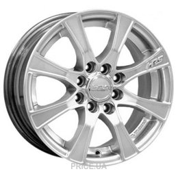 Racing Wheels H-476 (R13 W5.5 PCD4x100 ET38 DIA67.1)