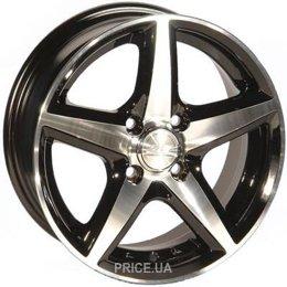 Zorat Wheels 244 (R14 W6.0 PCD4x100 ET37 DIA73.1)
