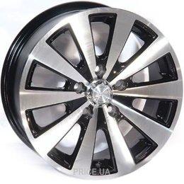 Zorat Wheels 252 (R15 W6.5 PCD4x100 ET40 DIA73.1)