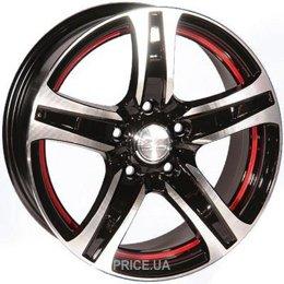 Zorat Wheels 337 (R14 W6.0 PCD4x98 ET25 DIA58.6)
