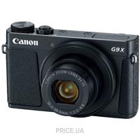 Сравнить цены на Canon PowerShot G9 X Mark II