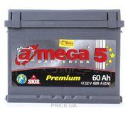 Фото A-Mega 6СТ-60 АзЕ Premium